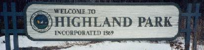 Welcome to Highland Park, Illinois (12 K)